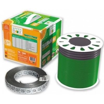 """Нагревательный кабель для теплого пола  """"GREEN BOX"""" GB-850"""