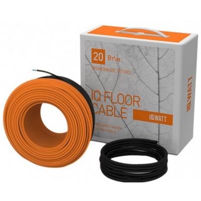 Греющий кабель IQ Floor Cable (20 Вт/м2) 60 м Канада