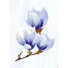 Декор Агата голубой 25*35*0,7 см