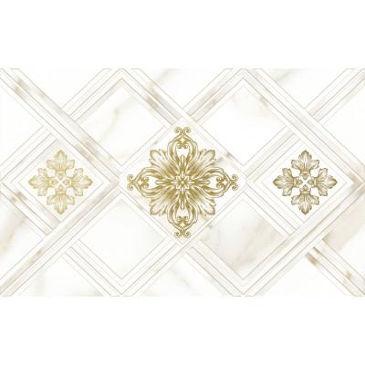 Декор керамический 10300000203 Calacatta Gold GT Белый 40*25 01
