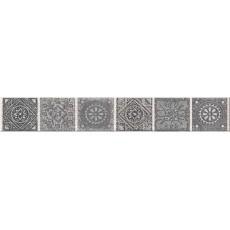 Бордюр GRAZIA GREY NEFERTITI 40,5*6,2 см