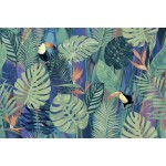 Панно из 2 плиток Jungle PWU11JGL1 40*60*0,8 см