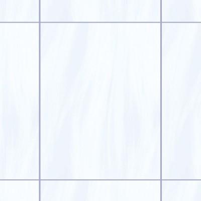 Плитка облицовочная Агата верх голубой 25*35*0,7 см