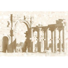 Декор Пальмира D1 20*30