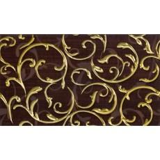 Декор керамический Д09032 Fantasia Коричневый 40*23