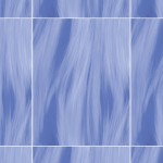 Плитка облицовочная Агата низ голубой 25*35*0,7 см