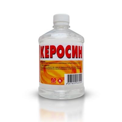 Керосин КО-25 осветительный ПЭТ (0,5л)