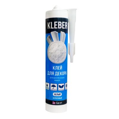 Клей монтажный для декора KLEBER 500 г