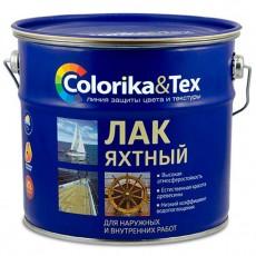 """Лак для яхт матовый """"Colorika&Tex"""" 2,7 л"""