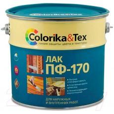 "Лак ПФ-170 ""Colorika&Tex"" глянцевый 2,7 л"