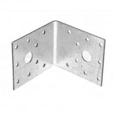 Уголок соединительный оцинкованный 90х90х35х1,8 мм