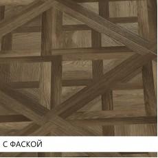 Ламинат WoodSyle Шанье 70336 коричневый 34 кл/1206*402*12 мм