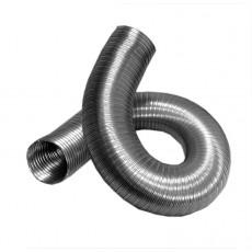 Воздуховод гибкий алюминиевый гофрированный 13ВА L до 3м