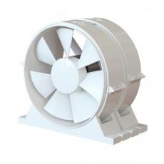 Вентилятор осевой канальный приточно-вытяжной с крепежным комплектом PRO 4 D 100