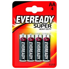 Батарейки EVEREADY SUPER HD AA/4 шт