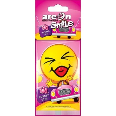 Ароматизаторы AREON SMILE RING (бабл-гам) 704-SMR-312