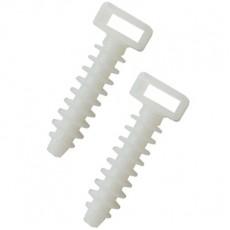 Дюбель для бандажа ДБ 8х45 белый (100шт) TDM (ЕС) SQ0539-0011