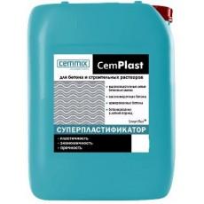 """Добавка в бетон и строительные смеси """"Суперпластификатор CemPlast"""" 1л"""