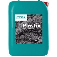 """Добавка в бетон и строительные смеси """"Пластификатор Plastix"""" 10л"""