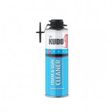 """Очиститель монтажной пены """"KUDO """"HOME FOAMGUN 650 мл"""