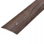 Порог АЛ-125 стык/упак/дуб серый 1,35 м