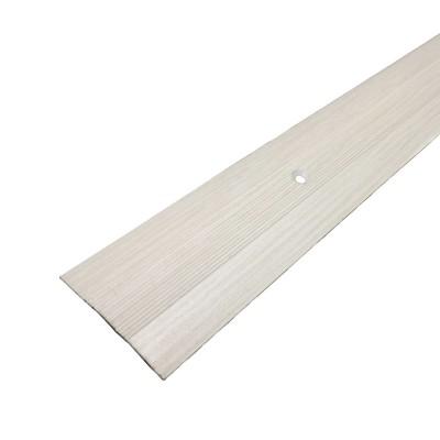 Порог А5-37мм алюминиевый Береза №174 длина 0,9м