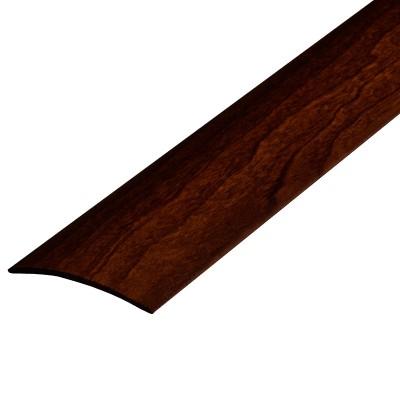 Порог В4-41мм алюминиевый  Дуб престиж №12 длина 1,8,скрытый крепеж