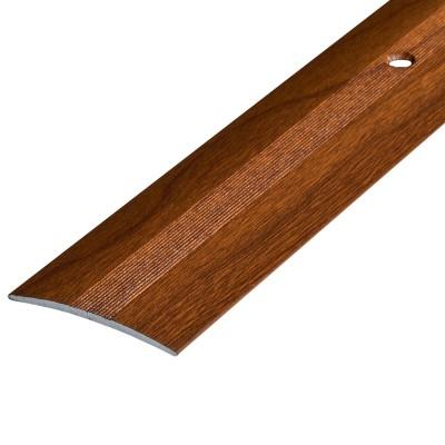 Порог А5-37мм алюминиевый Дуб лионский №135 длина 1,8 м