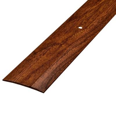 Порог АЛ-125 стык/упак/дуб деревенский 0,9 м