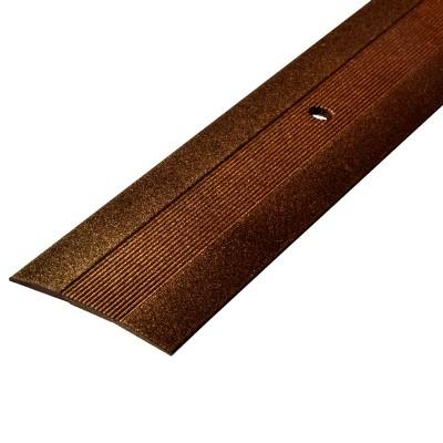 Порог АЛ-125 стык/упак/медь 0,9 м