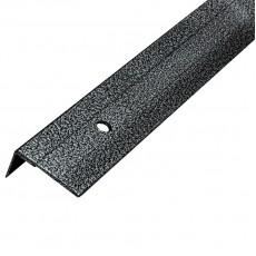 Порог АЛ-267 угол/упак/серебро 1,0 м