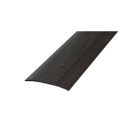 Порог АЛ-348 стык/упак/венге 1,0 м