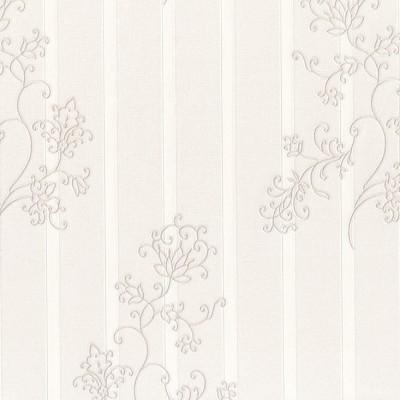 Обои виниловые на флизелиновой основе EURO DECOR Pompadour uni 7103-00 1,06*10 м