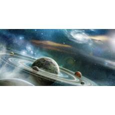 Фотообои Галактика DECOCODE 13-0551-IL (130х250см)