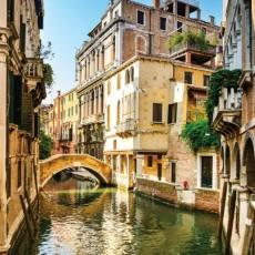 Фотообои Солнечная Венеция DECOCODE 21-0195-WE (200х280см)
