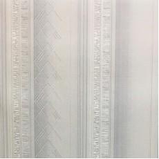 Обои виниловые на бумажной основе Мелисса MСС 1509-2 серые 0,53*10 м