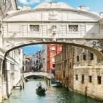 Фотообои Венецианский канал DECOCODE 11-0166-YE (100х280см)