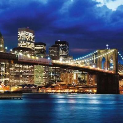 Декоративное панно VIP Мосты 392х260 (16л)
