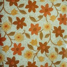 Пленка самоклеящаяся COLOR DECOR 0,45х8м Цветы из мозаики 8593