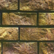 Пленка самоклеящаяся COLOR DECOR 0,45х8м Темно-коричневый кирпич 8280