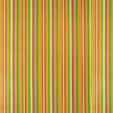Пленка самоклеящаяся COLOR DECOR 0,45х8м Полоса разноцветная 8289