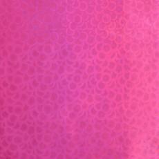 Пленка самоклеящаяся COLOR DECOR 0,45х8м Розовая голография 1036