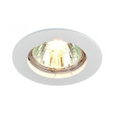 Светильник встраиваемый 863 MR16 белый
