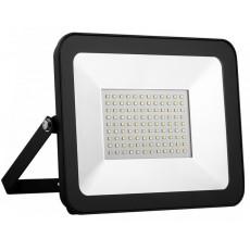 Прожектор светодиодный 2835SMD, 100W 6400K AC220V/50Hz IP65, черный, SFL90-100
