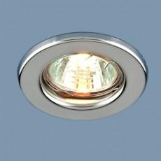 Светильник встраиваемый 9210 MR16 хром