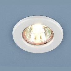 Светильник встраиваемый 9210 MR16 белый