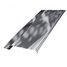 Рейка потолочная AN85 A 266 хром (4м) открытого типа
