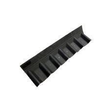 Ондулин Фартук покрывающий 26х94см (черный, полипропилен)