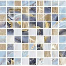 Панель ПВХ 0161-1 Смальта 2700х250х9 мм