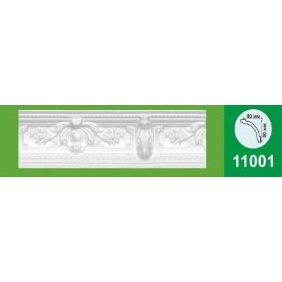 Плинтус потолочный УЮТ 11001 2м